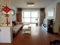 古寨校区高新花园电梯豪华装修3室2厅2卫全明户型带20多平草
