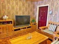 出售万博福地高层豪华装修带中央空调 1室1厅1卫53.22平米75万住宅