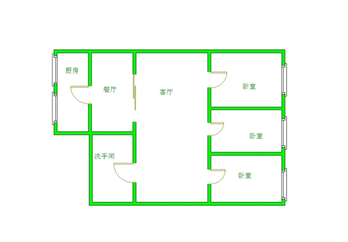 陶家夼小区屋内家电齐全,拎包入住,三室向阳,南北通透,配套齐全。价格可议