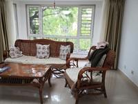 威高花园熙和苑82平东边户 带小院 全明户型简装修 二室二厅售价154.5万可贷