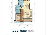 出售威海福湾2室2厅2卫90平米49万住宅