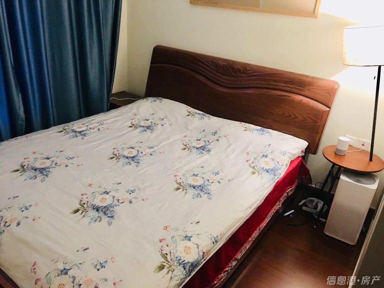 经区华发九龙湾87平两室两厅25楼精装修家电家具齐全拎包入住可随时看房