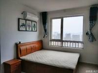 经区青岛路富城茗居50平公寓月租1300家具家电齐全可拎包入住随时看房