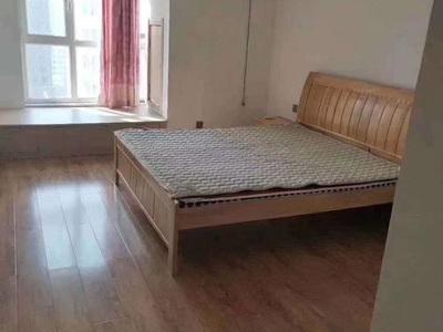 信泰龙跃国际90平家具家电齐全精装修两室一厅月租2100拎包入住随时看房