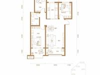 温泉江家寨 万象一品 顶账直签 106平小高层5楼三室带车位储藏室88万最后3套