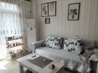 高区,山大西门海水浴场旁金海湾花园,两室精装南向客厅