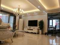 蓝湾怡庭高档封闭小区,框架高层,豪华装修;四室两厅两卫,全明户型,绝佳地段