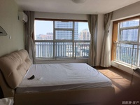 世昌大道格林豪泰大酒店精装40.25平9楼东边户公寓 1室1厅可拎包入住