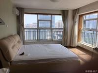 世昌大道格林豪泰大酒店精装40.25平9楼东边户公寓1室1厅可拎包入住38.8万