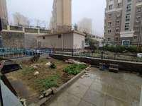 市政府后花园孙家疃海水浴场蓝山海岸一楼带30平院 精装95平