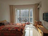 一线海景国际海景城,70年大产权,37平精装地暖一室