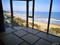 高区一线观海 海景城132.6平框架电梯房 必看低售