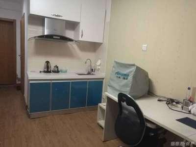 蓝堡大厦1室1厅1卫公寓写字间超低价出售可办公可居住