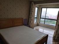 青岛路侨乡二期,精装修108平,2室2厅,家具家电齐全,拎包入住,商圈大润发