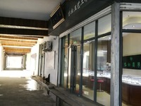 韩乐坊二楼大开间落地窗商铺对外出售