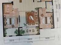 出售玫瑰园3室2厅2卫140平米150万住宅