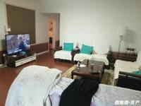 出售高区海水浴场泛海豪庭70年产权三楼3室2厅2卫129平米送40平大平台住宅