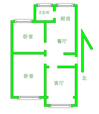 文化东路财富广场市政府威高广场实验中学统一路多层66.8万