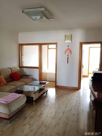 大众路半框架大方客厅精装修带家具家电拎包入住