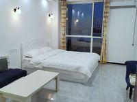 出租长峰尚海湾对面精装公寓1室44平米1500元/月住宅