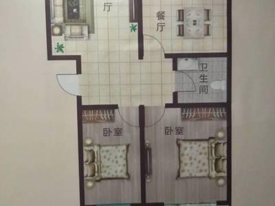 出售福顺家园2室2厅1卫103平米58万住宅