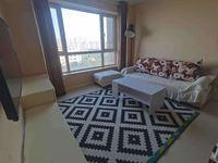 龙跃国际一期复式住宅7515平上跃精装修4楼两室89.8万