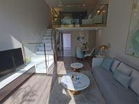 首期3.5万 温泉龙湖泉乐坊 精装修复式公寓33平23.9万