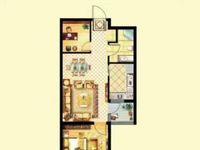 出售西涝台御鑫园2室1厅1卫61平米59.8万住宅