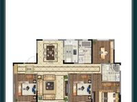 出售中南华夏熙悦4室2厅2卫127.61平米面议住宅