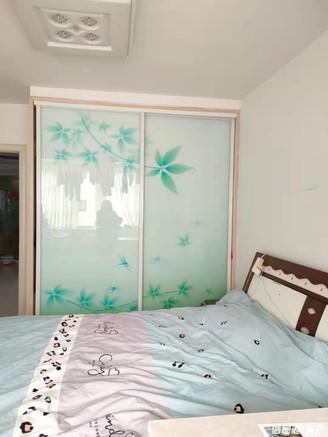张村玫瑰园封闭小区2室1厅1卫全明户型住宅带储藏室