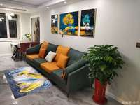 紧邻一中精装修地暖好房出售住人四楼好楼层80平方仅售 84.8万距离一中很近