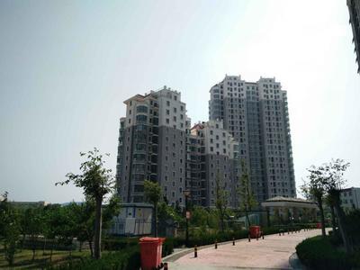 高区一中绿洲新城122平135万20楼全方位看海国际海水浴场